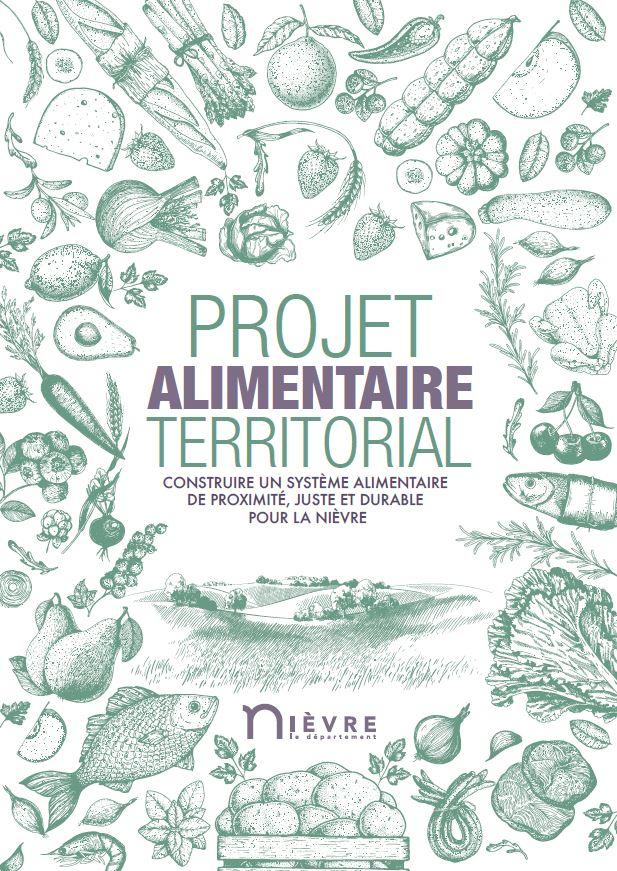 Couverture du Projet Alimentaire Territorial
